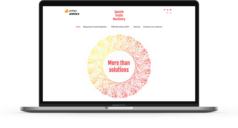 Web ITMA Barcelona 2019 | Ideamatic