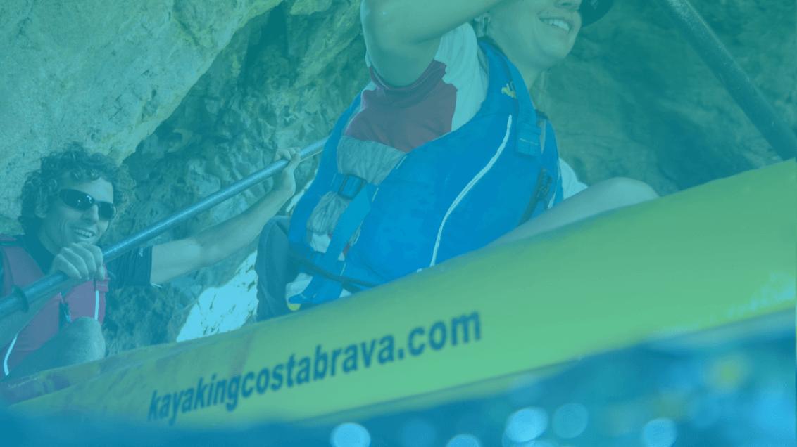 Kayaking Costa Brava web