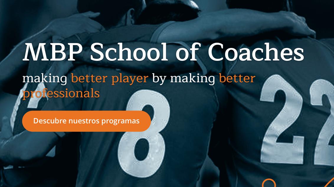 MBP School of Coaches | Ideamatic