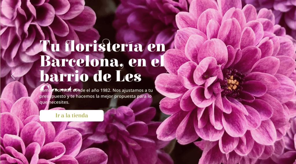 Gremi Floristes webs - Ideamatic